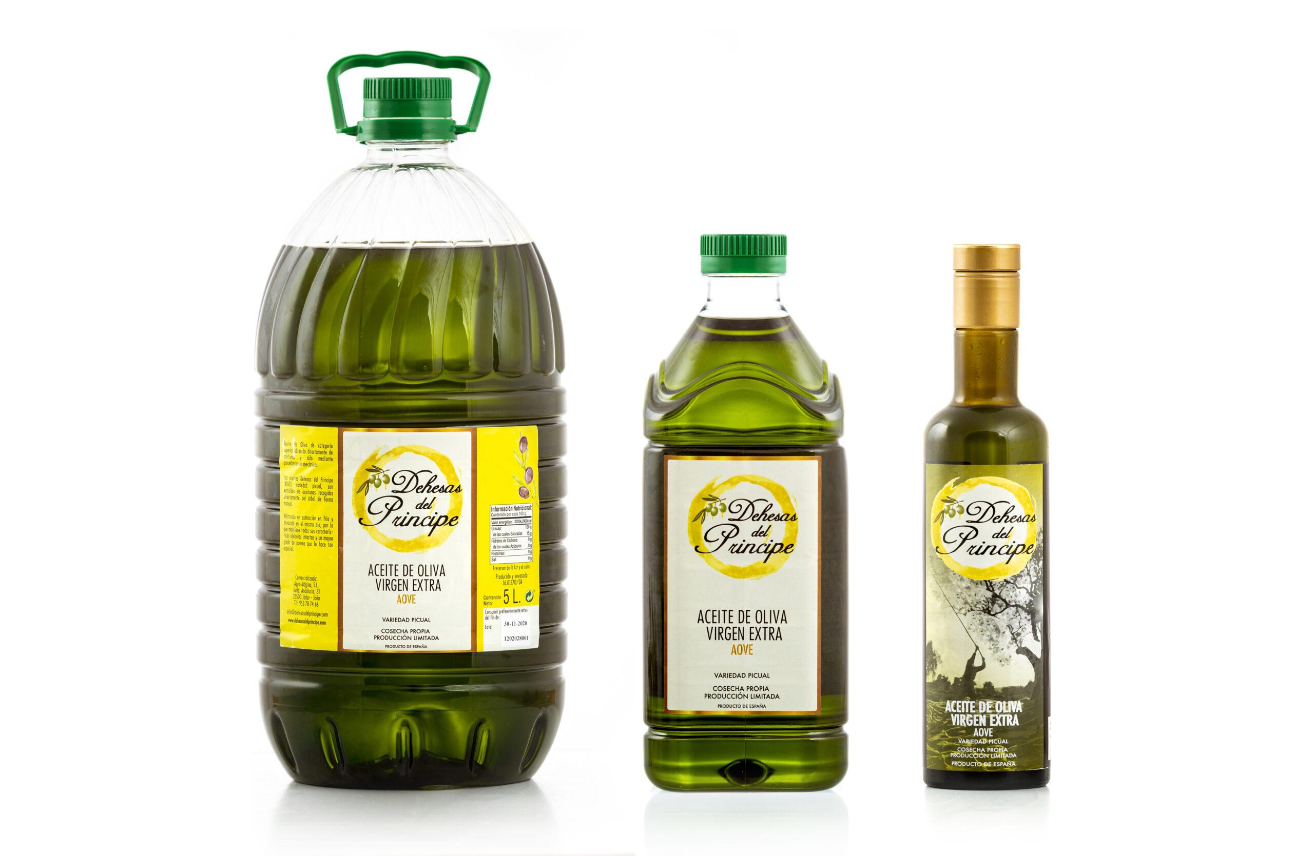 Combo aceite de oliva