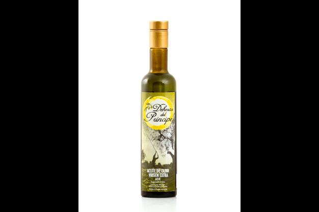 Botella aceite virgen extra 0,5L.