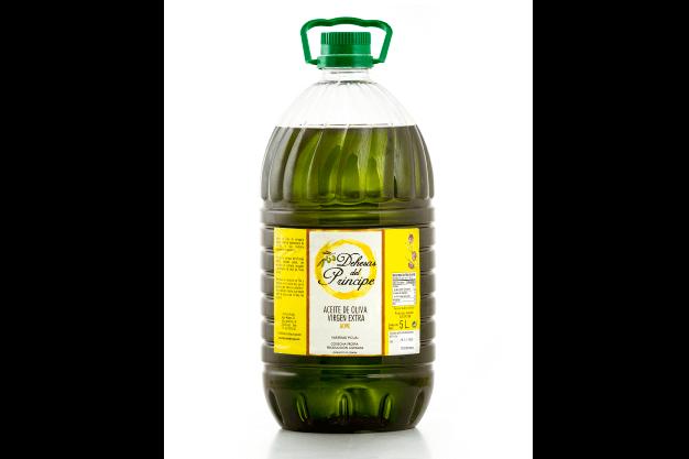Garrafa aceite virgen extra 5L.